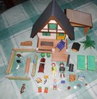 Playmobil Forsthaus